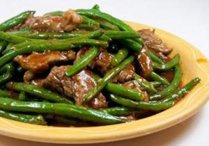 Beef w.String Beans